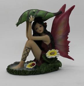 Blatt Fee Tales of Avalon Summer Rain Lisa Parker Schmetterlingselfe Fantasie