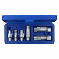 ABS Diesel Injection Injector Pipes Difficult Access Sockets 10mm - 19mm 6pc