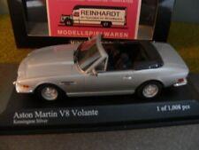 1/43 Minichamps Aston Martin V8 Volante 1987 silber 400 137731