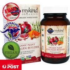 Garden of Life MyKind Organics Organic Plant Collagen Builder 60 Vegan Tablets