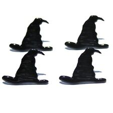 WITCH HAT Brads Package of 12 Eyelet Outlet Halloween Boo Holiday Scary