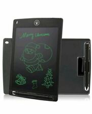 Kids LCD Writing Drawing Tablet Memo Note Pad Magnetic Message Board (8.5-Inch)