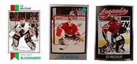 (3) Ed Belfour Odd-Ball Trading Card Lot