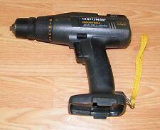 Craftsman Industrial (973.2749) 3/8-in. Drill / Driver VSR 12V DC