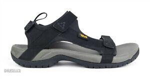 Teva Meacham Black Sport Sandals Mens Size 11.5 *NEW*