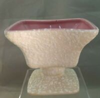 Vintage Royal Windsor USA Pink And Spatter Small Planter Vase (S.2)