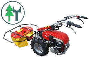Einachser KM5 9PS Honda Motor GX270 Einachsschlepper ohne Kreiselmäher