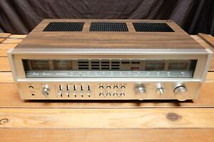 Fisher Studio Standard Stereo Monster Receiver RS-2010 Pristine Condition