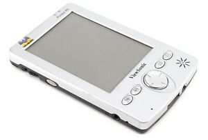 ViewSonic V37 Pocket PC NO Charger NOT Tested