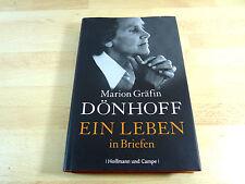 Marion Gräfin Dönhoff: Ein Leben in Briefen / Gebunden