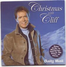 CHRISTMAS WITH CLIFF RICHARD: UK PROMO CD - MILLENNIUM PRAYER, MARY'S BOY CHILD