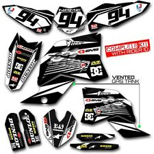 2002 2003 2004 HONDA CRF 450 R GRAPHICS KIT CRF450R 450 R DECALS RIDGELINE