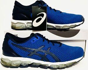 Asics Men Gel-Quantum 360 5 Knit Shoes Sz(12) T.Blue/Mdnght 1021A413-400 NIB