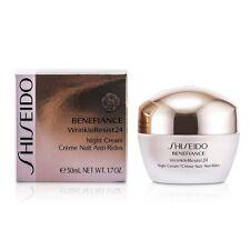 Shiseido Benefiance WrinkleResist24 Night Cream 50ml Moisturizers & Treatments