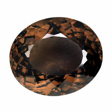 Excellent Cut Natural Oval Transparent Loose Quartzes