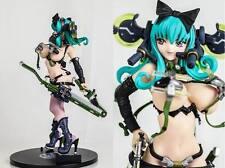 Anime New Sexy KEUMAYA FINAL HYPER NURSE Green 1/8 Scale Painted PVC Figure 25cm