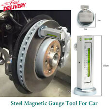 2pcs Magnetic Gauge Tool for Car Truck Camber Castor Strut Wheel Alignment Brake