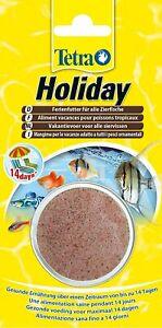 Holiday 30 g (Ferienfutter bis zu 14 Tagen) von Tetra