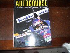 Autocourse: 1997-98 by Hazleton Publishing