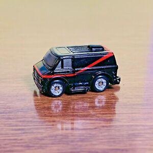 Micro Machines A Team Van RARE excellent galoob vintage
