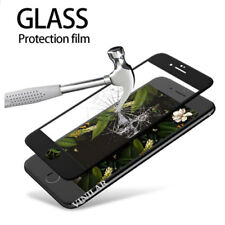 Temperd Glass Screen Protector 3D Curved Edge Full Cover For Apple iPhone7 6S 8