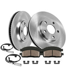 For Mercedes Benz GLK250 GLK350 Front Brake Disc Rotors And Ceramic Pads