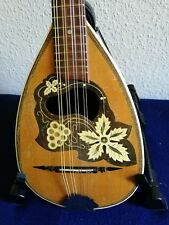 Schöne alte Mandoline, gut spielbar