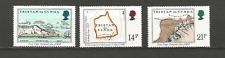 Tristan Da Cunha 1981 Y&T N°288/290 3 timbres non oblitérés /T4506