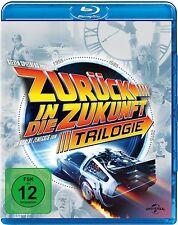 ZURÜCK IN DIE ZUKUNFT 1-3 TRILOGIE (4 Blu-ray Discs) NEU+OVP