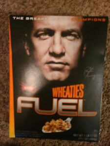 2009 Payton Manning Wheaties Fuel Cereal Box Indianapolis Colts