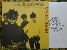 The Jesus And Mary Chain- Send Me Away EARLY DEMOS import LP NM+ (Psychocandy)
