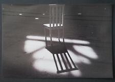 """J-P ETIENNE  - Photo Grand Format   """" LA CHAISE  """""""