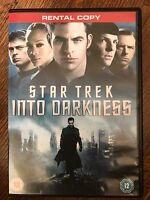 Star Trek Into Darkness DVD 2013 Fantascienza Film Film Noleggio Versione