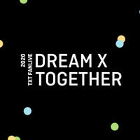 TOMORROW X TOGETHER - 2020 TXT FANLIVE DREAM X TOGETHER OFFICIAL MD + Tracking#