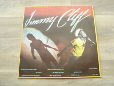 JIMMY CLIFF reggae LP ska pop60s70s Live In Concert THE BEST OF Harder They Come