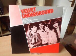 """The Velvet Underground, I'm Waiting For The Man / Heroin vinyl 12"""" 4 tracks S1"""
