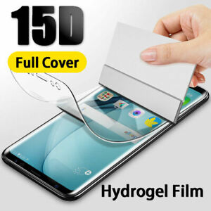 15D Soft Screen Protector Hydrogel Film For Samsung Galaxy A20E A40 A50 A70 A10