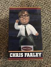Chris Farley Bobblehead 2018 Kenosha Kingfish New In Box Perfect Best Deal Ebay!