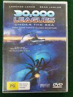 30,000 LEAGUES UNDER THE SEA - Lorenzo Lamas, Sean Lawlor - DVD