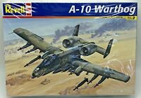 Revell Model Kit 1:72 Scale A-10 Warthog USAF Fairchild Republic Jet Thunderbolt