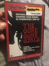 The Gore Gore Girls (DVD, 2000)