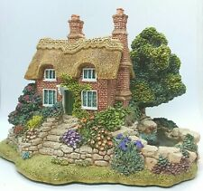 Large Lilliput Lane Miniature Cottage Watermeadows Handmade England