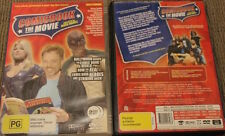 COMIC BOOK THE MOVIE OOP RARE DELETED REGION 4 PAL DVD MARK HAMILL & STAN LEE
