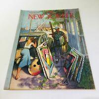 The New Yorker: Aug 30 1958 - Full Magazine/Theme Cover Arthur Getz