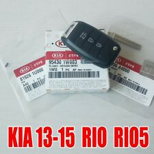 KIA 2013 2014 2015 KIA Rio Rio5 Keyless FOB Entry Remote Control Folding Key