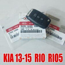 KIA 2013 2014 2015 KIA Rio Rio5 Keyless FOB Entry Remote Control Folding Key