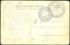 "AUSTRIA/HUNGARY Naval postcard, ''STREITER"" ship cxl"