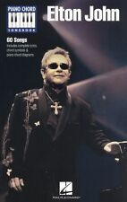 Piano Chord Songbook Elton John Vocal Choral Voice Learn Play Music Book