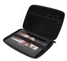 Dell Streak 7 Tablet Bag In Strong Black Impact Resistant EVA With Inner Storage