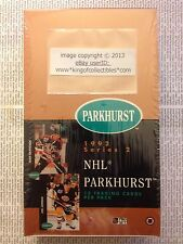 1991-92 Parkhurst HOCKEY Series 2 36 Count WAX PACK BOX FACTORY SEALED